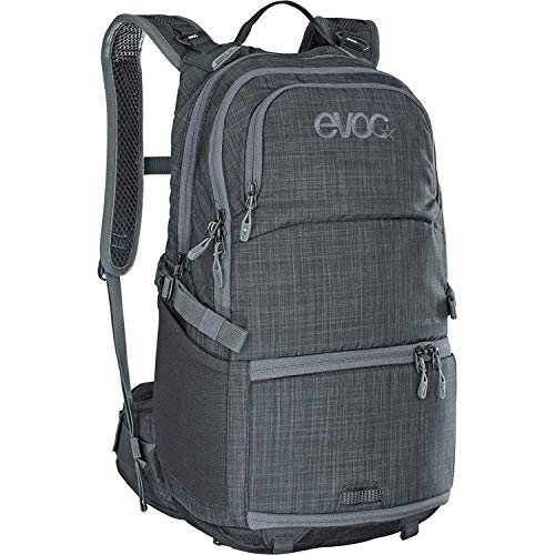 Evoc Mochila unisex Stage Capture de 16 litros para fotos, Unisex adulto, 501309117, Heather Carbon Grey, talla única