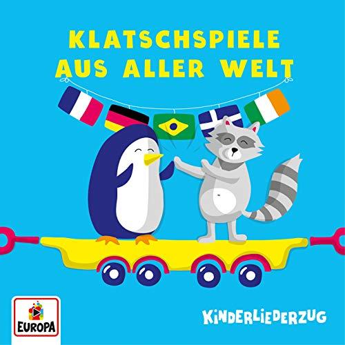 Kinderliederzug - Klatsch-Spiele aus aller Welt