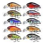 Sunlure Crankbaits Fishing Lures Kits