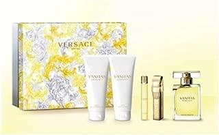 Versace Vanitas 4 Piece Gift Set for Women