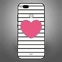 Xiaomi MI A1 Pink Heart stripes