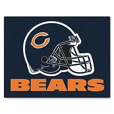 Fanmats NFL Chicago Bears Nylon Rug