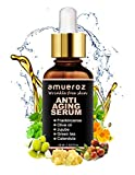 Amueroz Anti Aging Serum | Active Anti-wrinkle Collagen Serum | 24k gold Vitamin