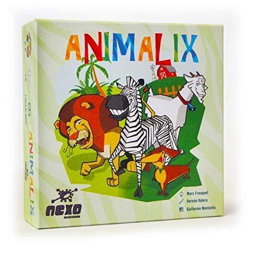 Nexo Ediciones- Animalix Tranjis Games (1)