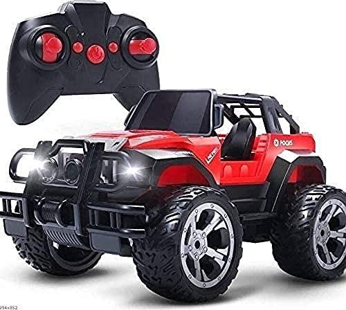 4WD Electric RC Buggy Truck 2 4 GHz Remoto 1:14 RC Dual Dual Dual Motor All Land Wireless Car Rock Rock Crawler para niños y Adultos