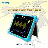 Micsig Digital Tablet Oscilloscope 100 MHz 4 Channel TO1104 with Optional