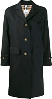 BURBERRY Luxury Fashion Womens 8015484 Black Coat   Fall Winter 19