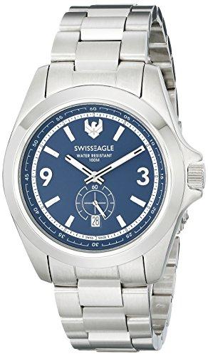 SWISS EAGLE - -Armbanduhr- SE-9064-33