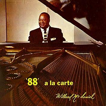 88 á La Carte Piano Blues