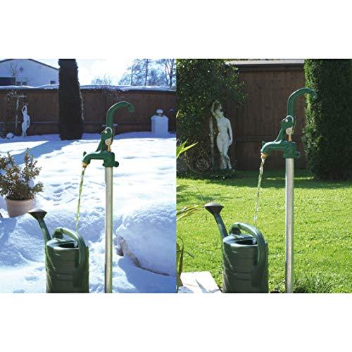 Frostsicherer Wasserhahn Gartenhydrant Standventil 1,70 m