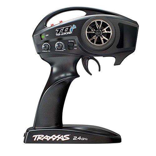 Traxxas 6509R TQi 2.4 GHz 2-Channel High-Output Radio System, TSM