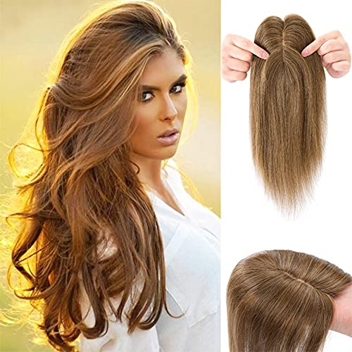 12 Inch Human Hair Clip in Kansas Raleigh Mall City Mall Women Straight Toppers for
