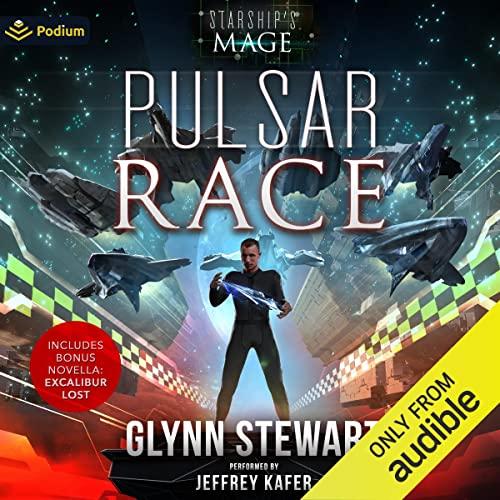 Pulsar Race cover art