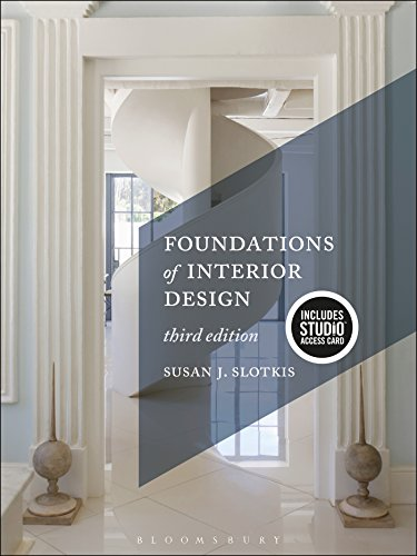 Compare Textbook Prices for Foundations of Interior Design: Bundle book + Studio Access Card 3 Edition ISBN 9781501316043 by Slotkis, Susan J.