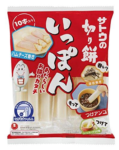 佐藤食品のサトウの切り餅いっぽん