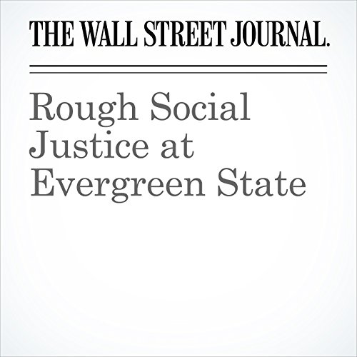Rough Social Justice at Evergreen State copertina