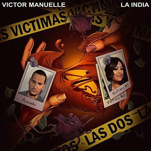 Víctor Manuelle & La India