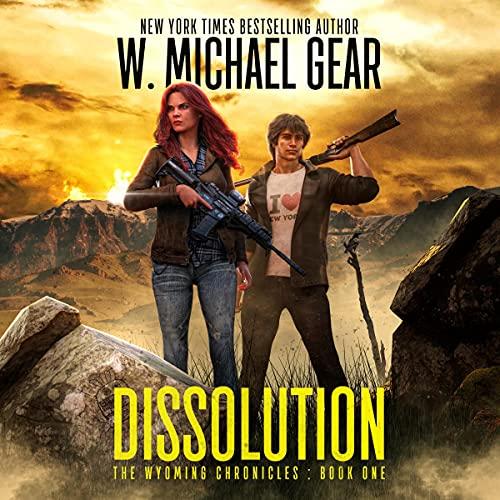 Dissolution Audiobook By W. Michael Gear cover art