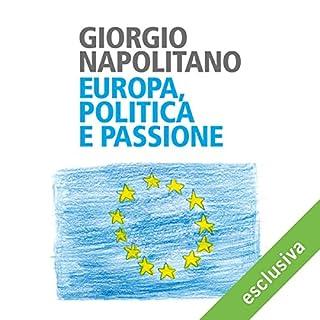 Europa, politica e passione copertina