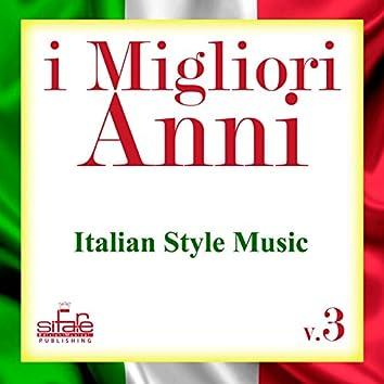 I migliori anni, Vol. 3 (Italian Style Music Instrumental)