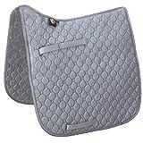Merauno® Schabracke - Manta para silla de montar (algodón suave, duradero), diseño clásico (DR,...