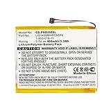 Plcbatt® PRS-350 PRS-350SC PRS-650 PRS-650BC PRS-650RC 互換交換用バッテリー 1-853-016-11 LIS1459MHPC9SY6