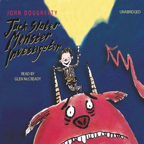 Jack Slater, Monster Investigator cover art