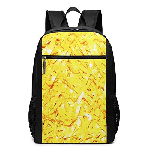 Schulrucksack Cheer Cheerleader, Schultaschen Teenager Rucksack Schultasche Schulrucksäcke Backpack für Damen Herren Junge Mädchen 15,6 Zoll Notebook