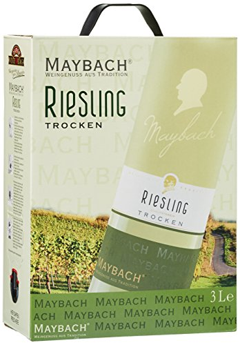 Maybach Riesling Trocken Bag-in-box (1 x 3 l)