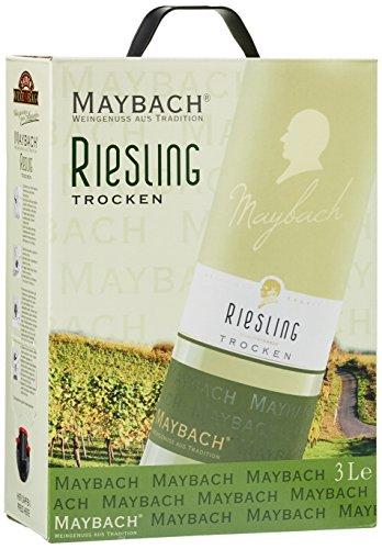 Maybach Riesling Trocken Bag-in-box (1 x 3 l)