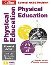 Edexcel GCSE 9-1 Physical Education All-in-One Complete Revision and Practice: Ideal for home learning, 2021 assessments and 2022 exams (Collins GCSE Grade 9-1 Revision)