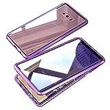 Jonwelsy Hülle für Samsung Galaxy Note 9, Magnetische