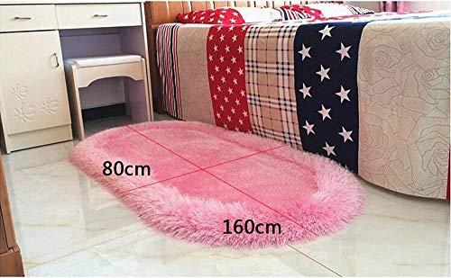 XSSD001 Familiespecifieke creatieve lamp tapijt slaapkamer pastorale schattige tapijt, bruiloft matras, stretch zijdetapijt, Europese woonkamer tapijt