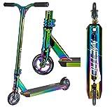 Longway Metro Stunt-Scooter H=79cm Trick Park Tret-Roller +...