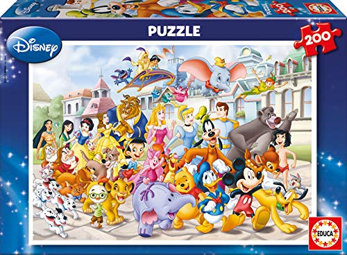 Educa- Disney Puzzle, Colore Various, EB13289