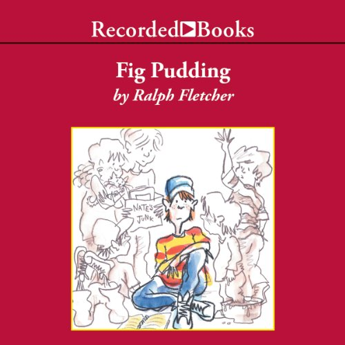 Fig Pudding audiobook cover art
