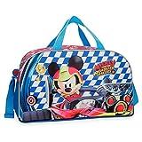Bolsa de viaje Mickey Race 45cm frontal 3D