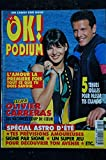 OK PODIUM ! 37 1994 06 Olivier CARRERAS Luke PERRY Manuela LOPEZ Pamela ANDERSON Jason PRIESTLEY David CHARVET