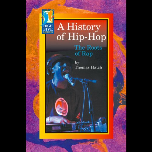 A History of Hip-Hop audiobook cover art