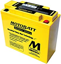 DB Electrical MB51814 New Battery for Motobatt Battery 22Ah,Bmw K1600gt, GTL 1600cc 11-14,K1300gt 1300cc 09-11,R75/5 750cc...