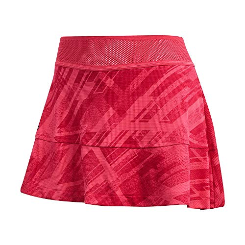 adidas Ma Skirt H.Rdy Falda, Mujer, rosint, 2XS