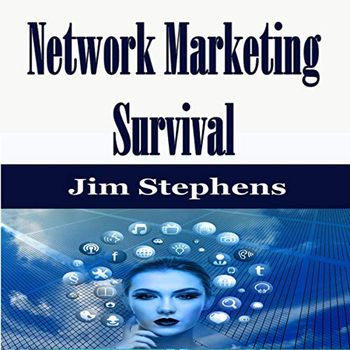 Network Marketing Survival  By  cover art