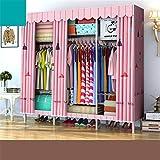 Closet Storage Closet Clothes Portable Organizador de Almacenamiento Armario Organizador portátil Organizador portátil Armario Armario Closet Wardrobe Closet Organizer Shelf Wardrobe