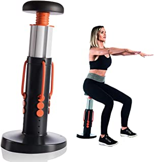 Grist CC Squat Magic by New Image,Squat Assistant,Unisex Lower Body and Core Workout Exercise Machine(As Seen on High Street TV)
