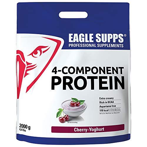 Eagle Supps 4-Komponenten Protein 500g Cherry Yoghurt