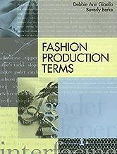 Fashion Production Terms (Language of Fashion Series)