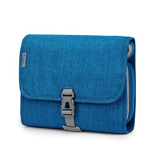 MOUNTAINTOP Kulturtasche Kulturbeutel zum Aufhängen Reise Kosmetiktasche Koffer Waschtasche Toiletry Bag Washbag für Herren Damen