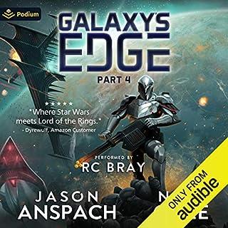 Galaxy's Edge, Part IV cover art