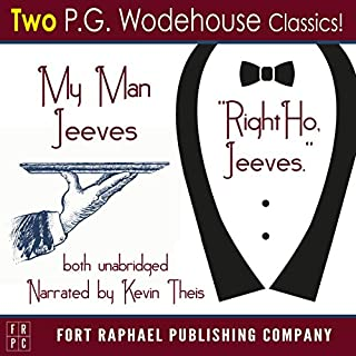 My Man Jeeves and Right Ho, Jeeves - Unabridged cover art