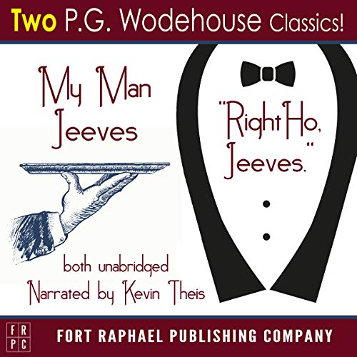 My Man Jeeves and Right Ho, Jeeves - Unabridged audiobook cover art